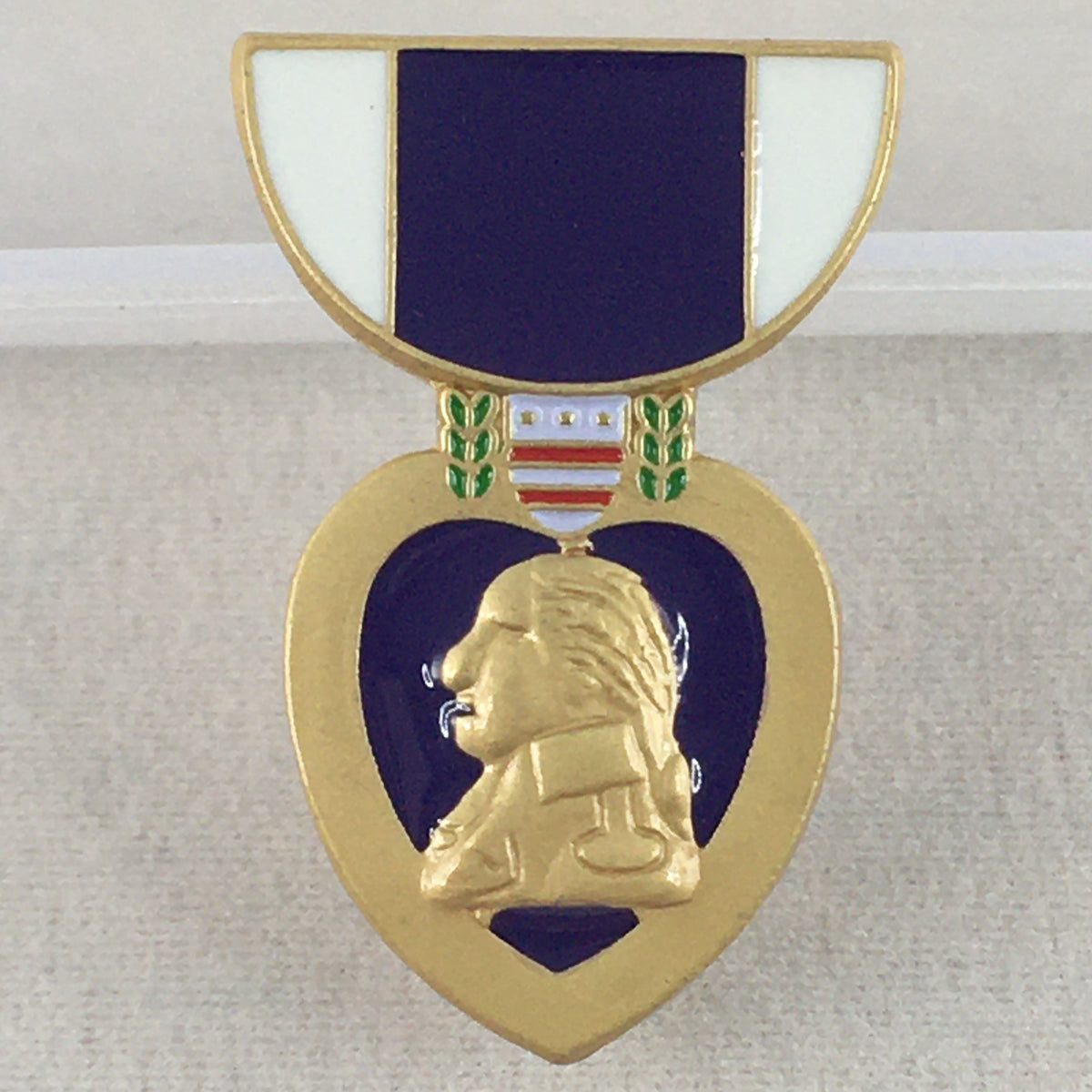 Purple Heart Pin