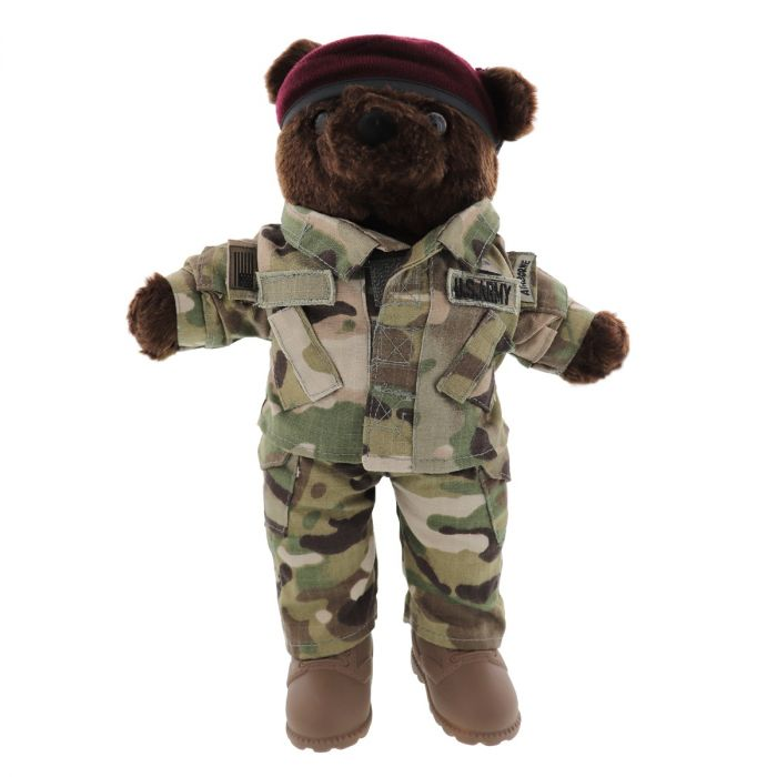 Army Airborne Bear