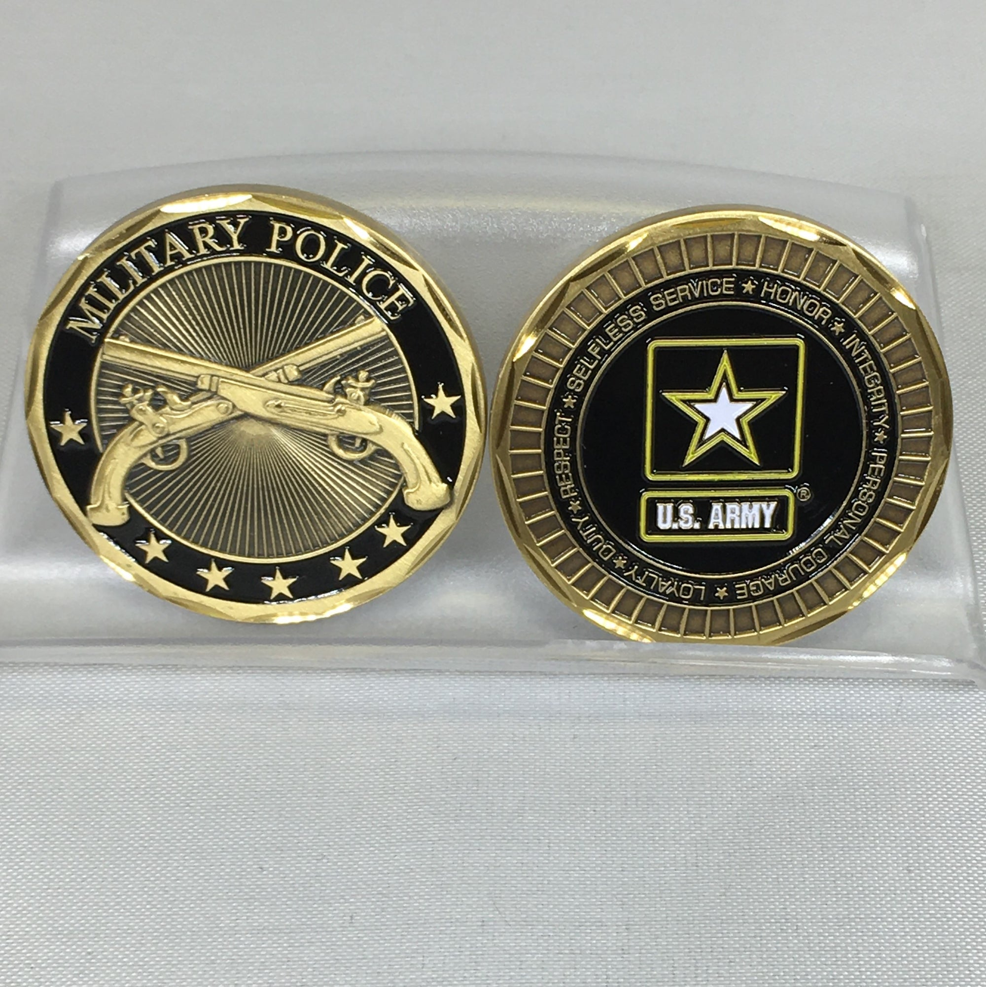 US Army Military Police Challenge Coin - Hi Army Museum Society Store