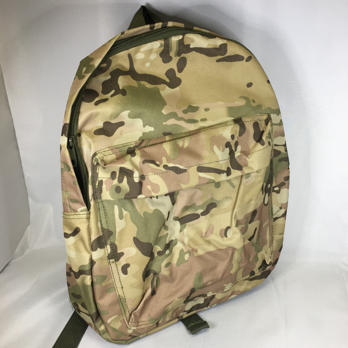 Kids Multi-Camo Backpack