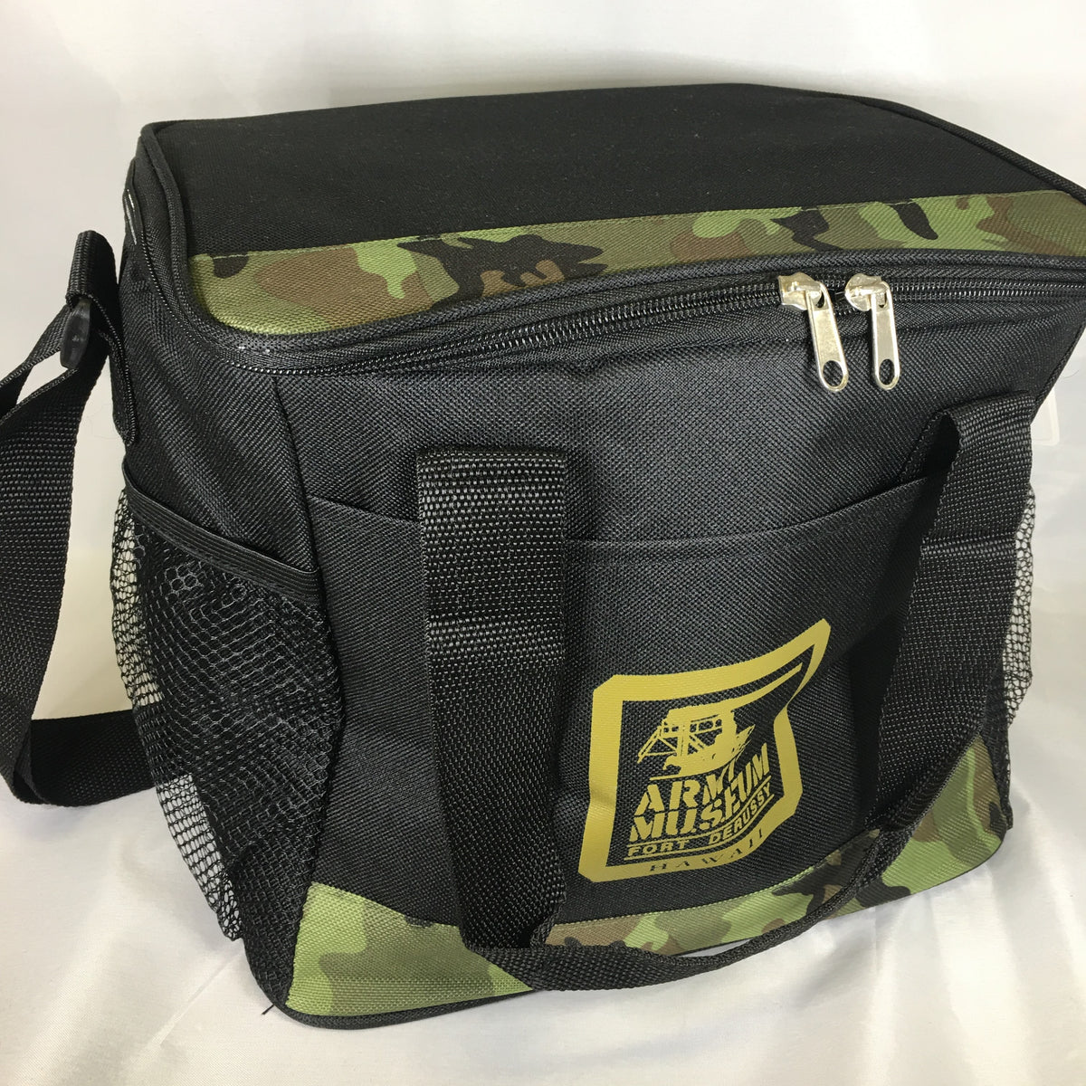 Army Camouflage Collapsible Beach Cooler