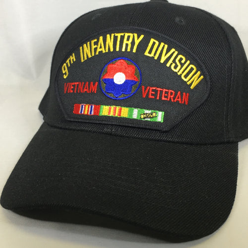 9th Infantry Division Vietnam Veteran Cap