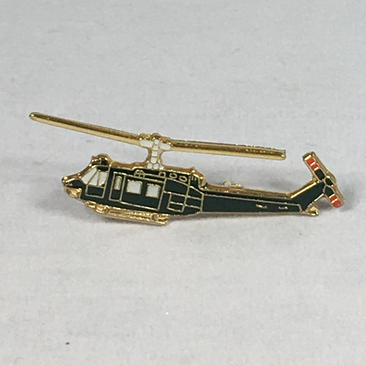 UH-1 Huey Helicopter Pin