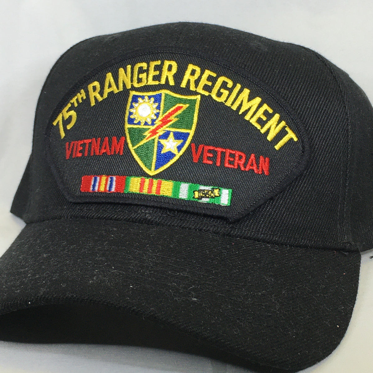 75th Ranger Regiment Vietnam Veteran Cap