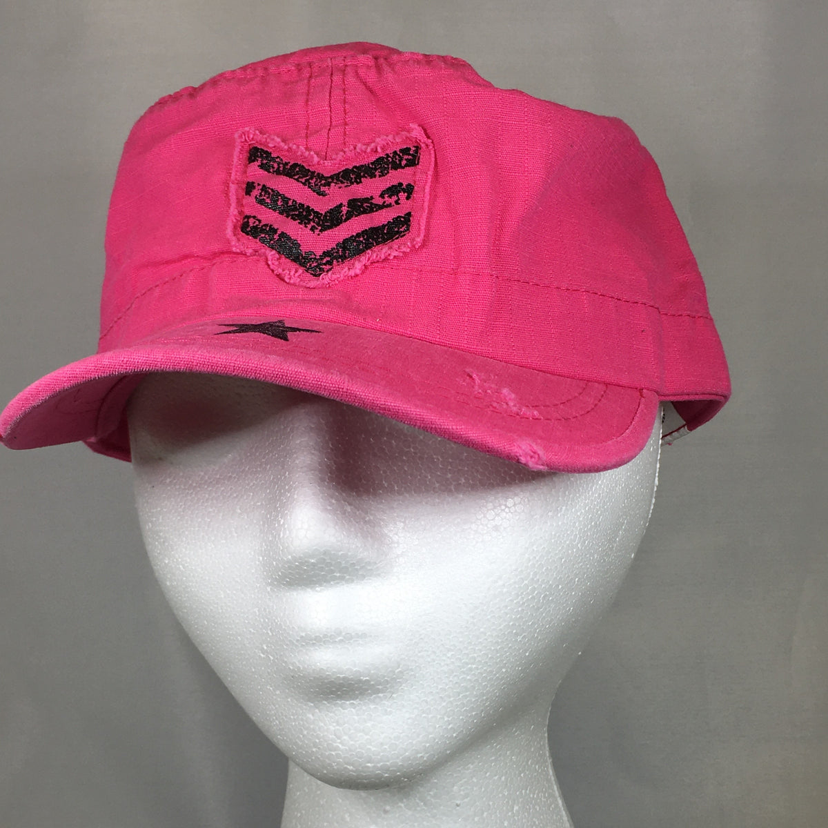 Ladies Pink Ball Cap