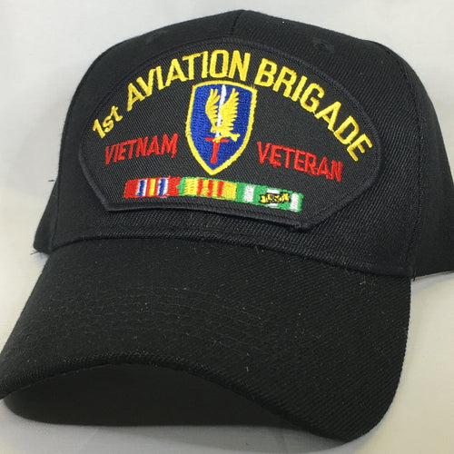 1st Aviation Brigade Vietnam Veteran Cap