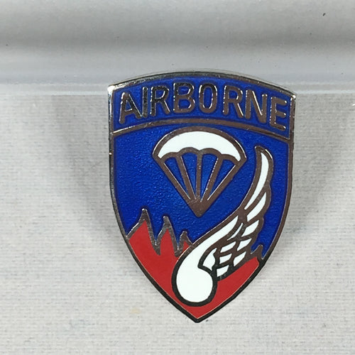 187th Airborne Pin