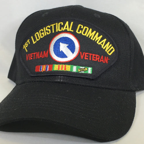 1st Logistical Command Vietnam Veteran Cap