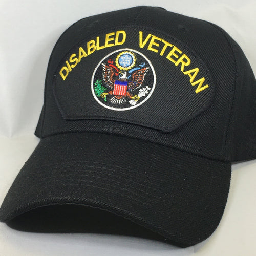 Disabled Veteran Cap