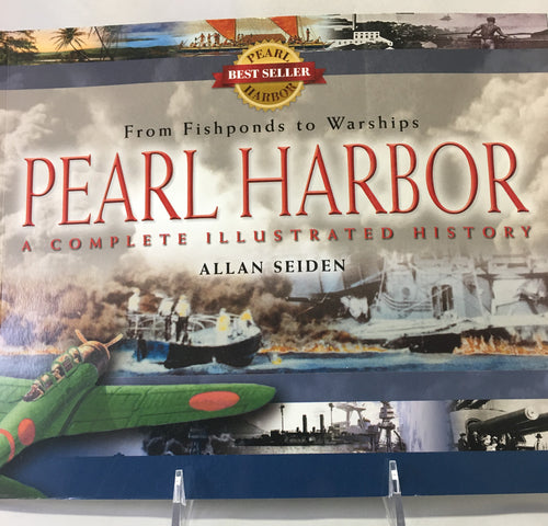 Pearl Harbor; From Fishponds to Warships