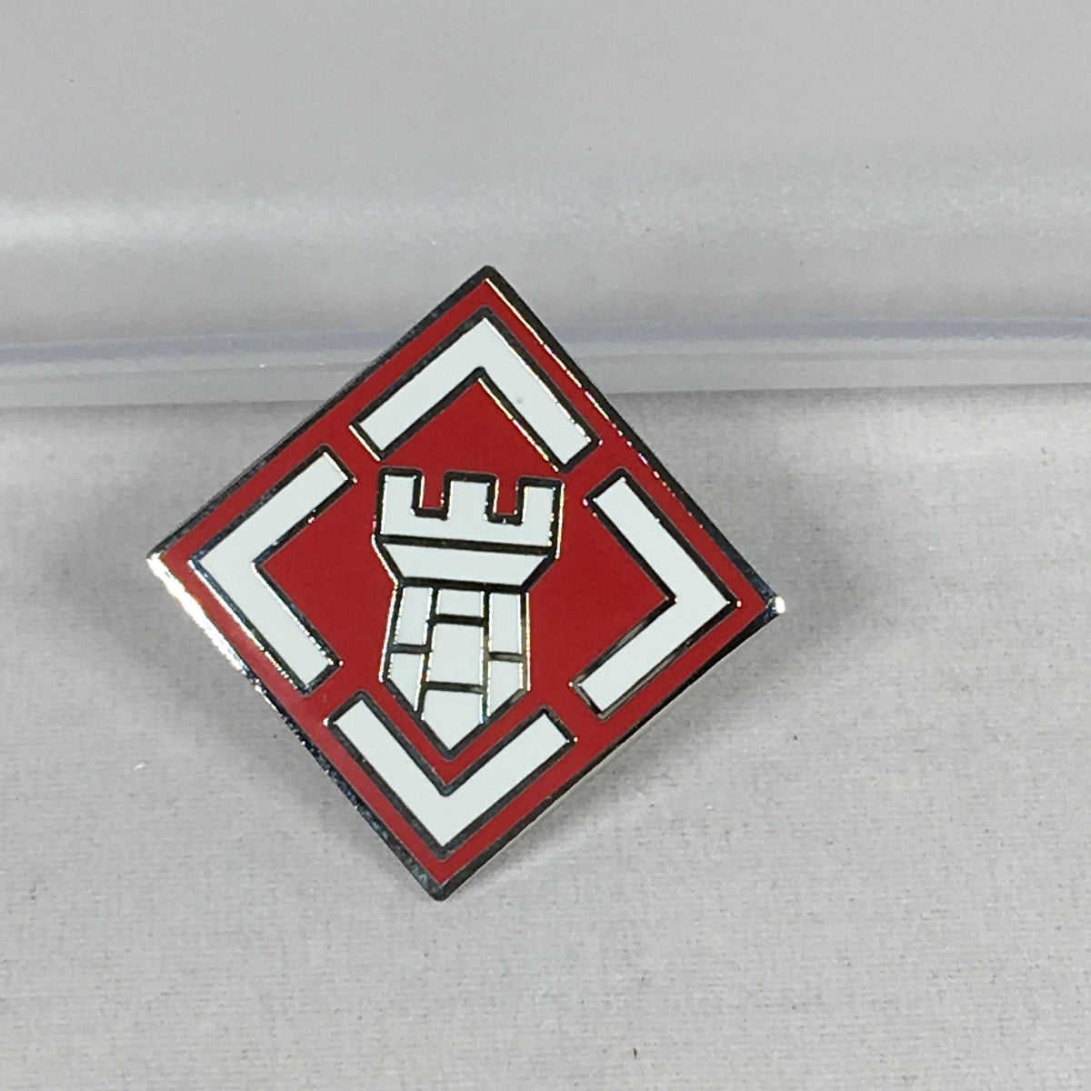 20th Engineering Brigade Pin