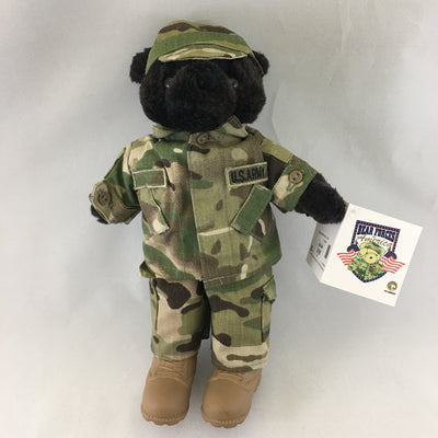 Army Multi-Camouflage Bear