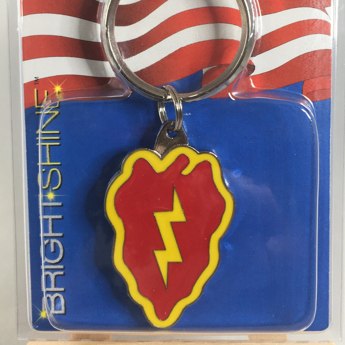 25th Infantry Division Keyring
