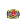25th Infantry Division Belt Buckle