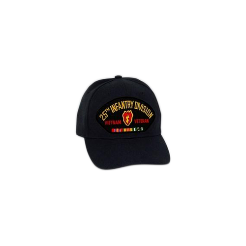 25th Infantry Division Vietnam Veteran Cap