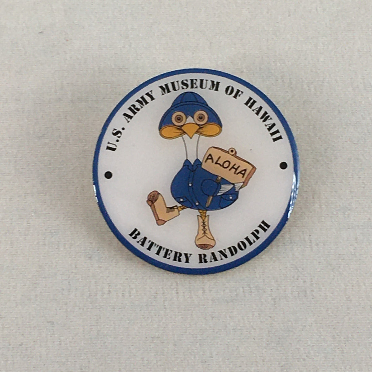 Oozelfinch Pin