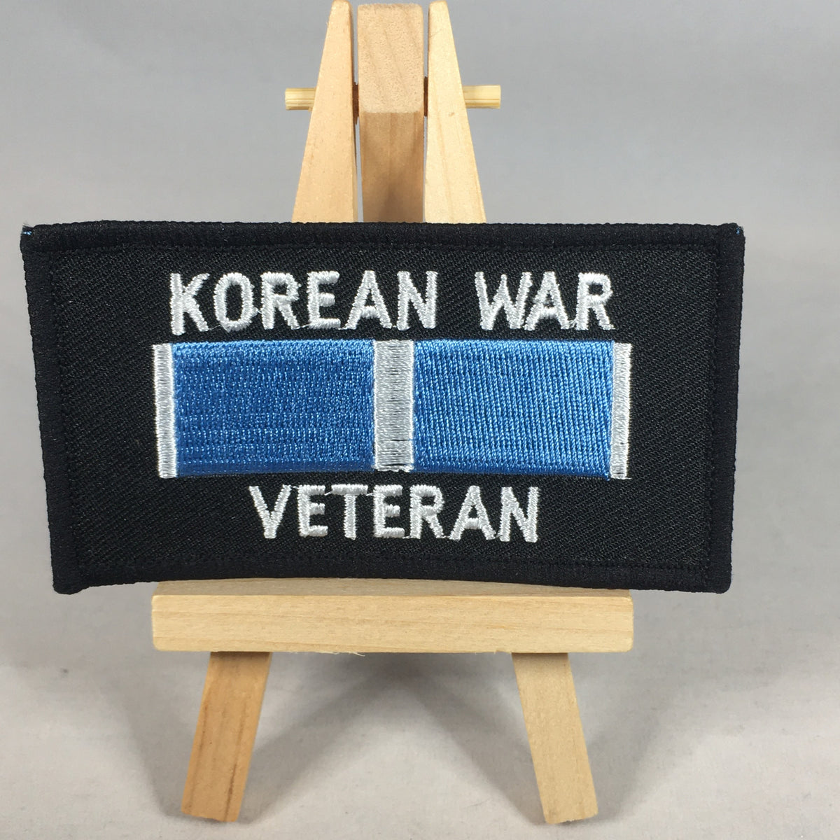 Korean War Service Ribbon Patch