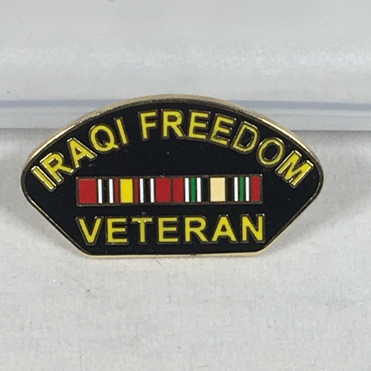 Iraqi Freedom Veteran Pin