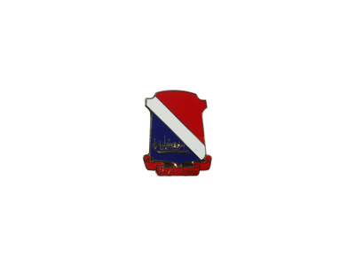 442nd Regimental Combat Team Insignia Pin - WWII Design