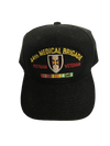 44th Medical Brigade Vietnam Veteran Ballcap