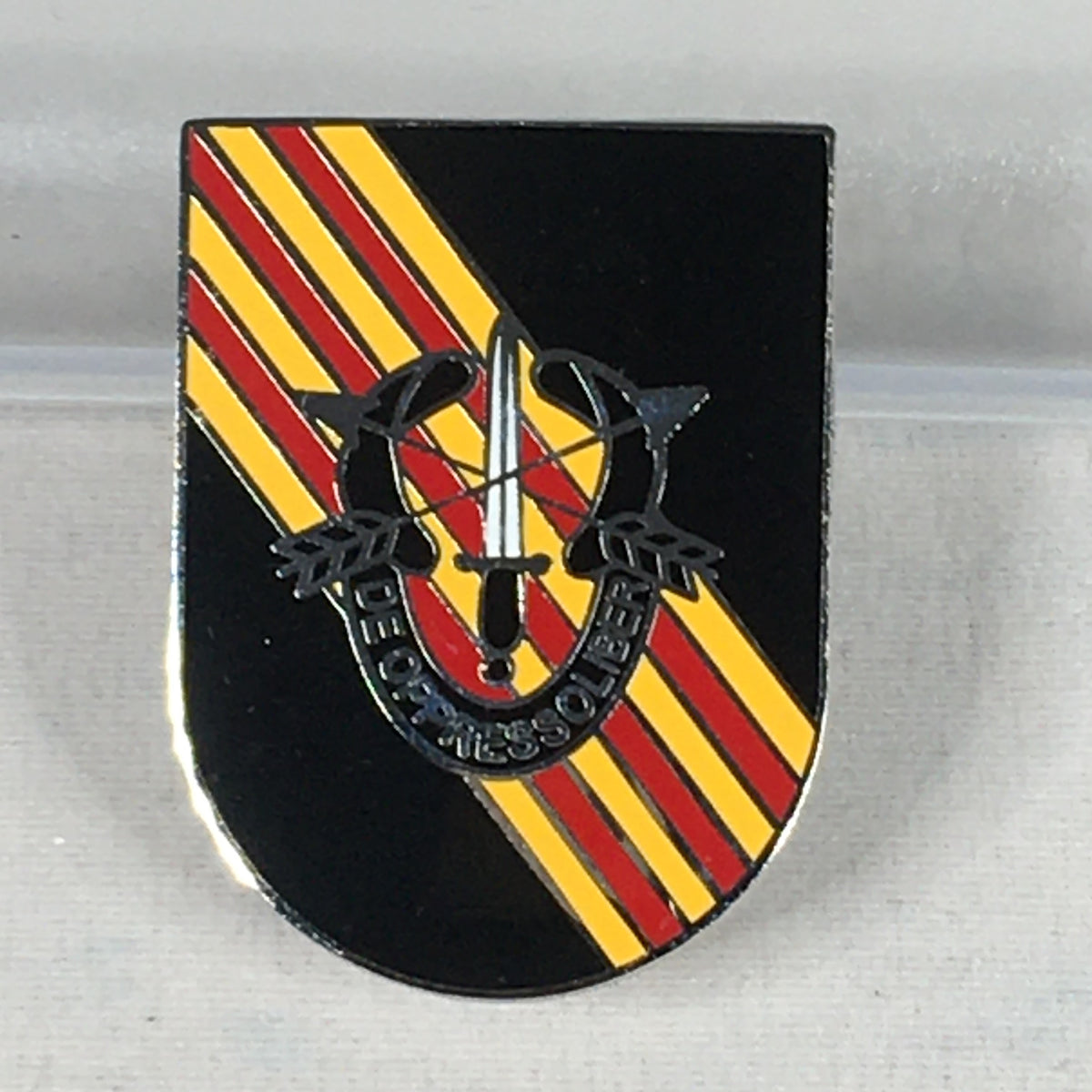 Special Forces Vietnam Service Pin