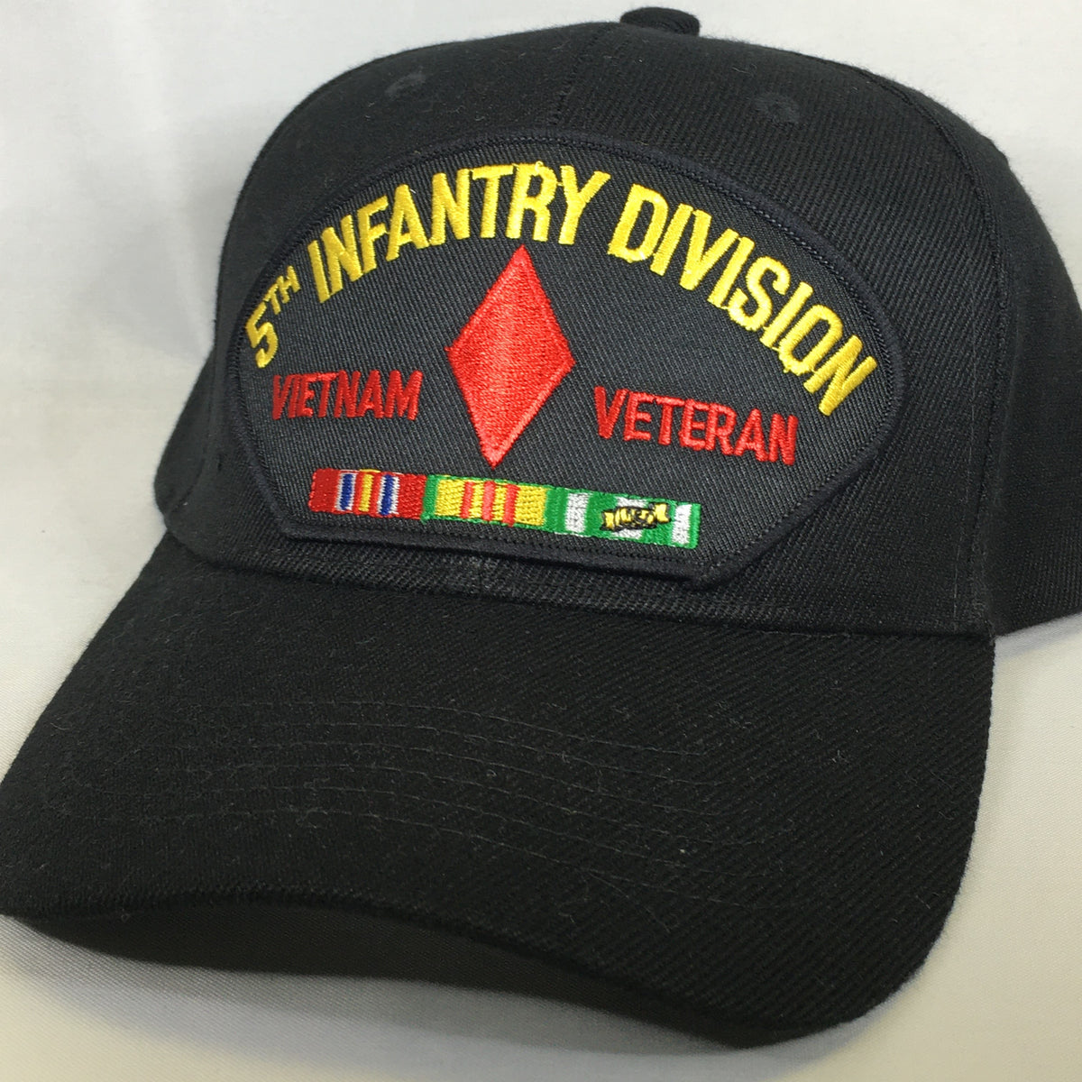 5th Infantry Division Vietnam Veteran Cap