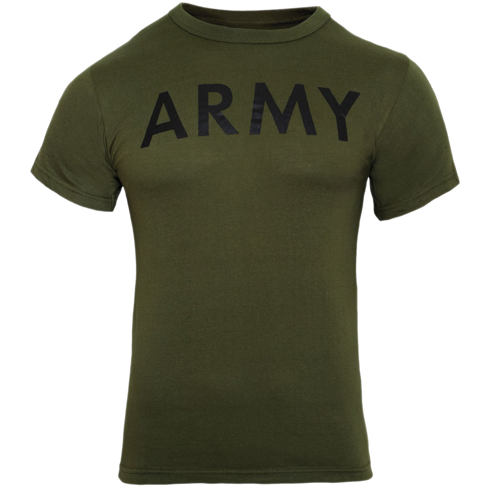 Army OD Green T-Shirt