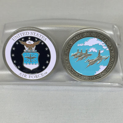 US Air Force Challenge Coin