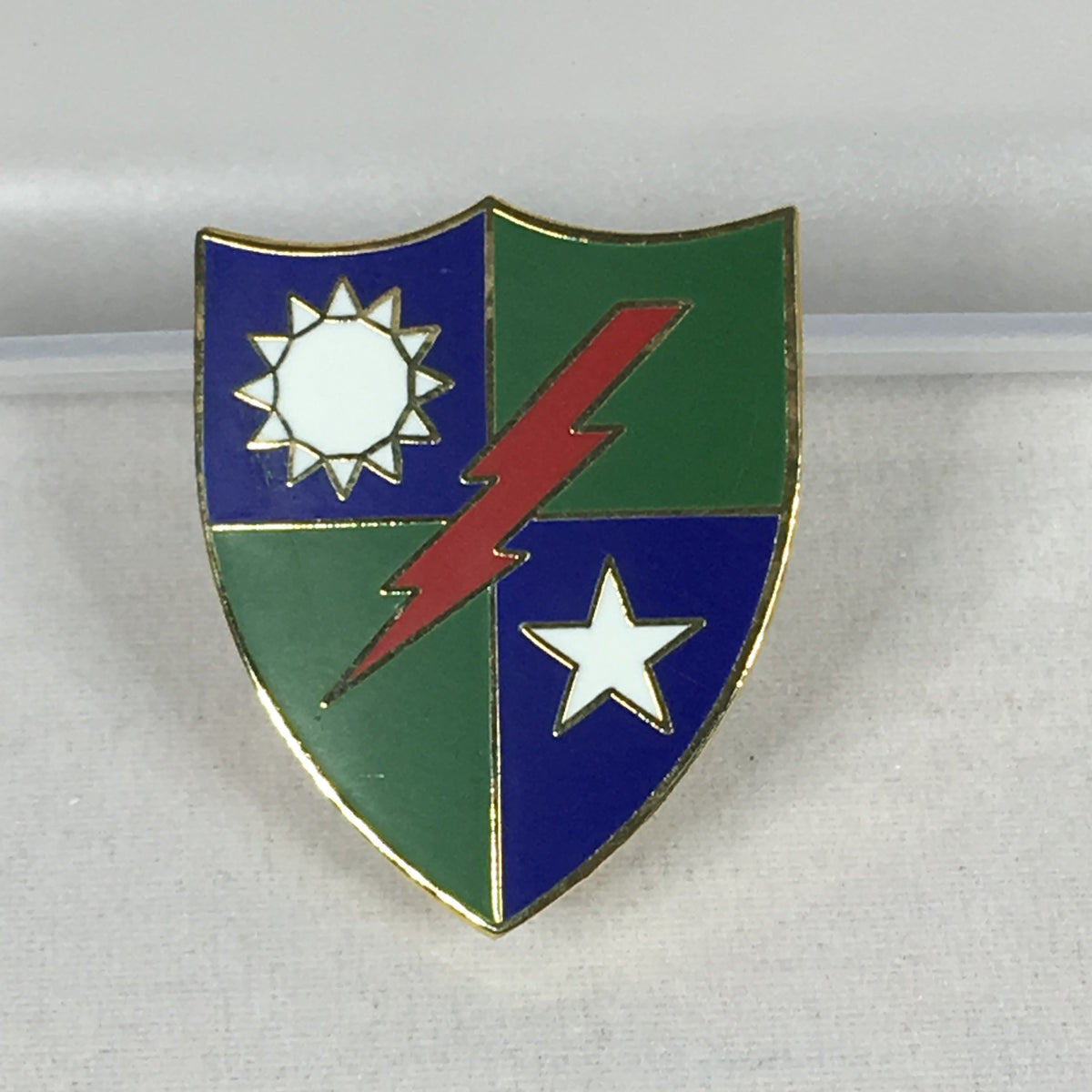 75th Rangers Vietnam Pin