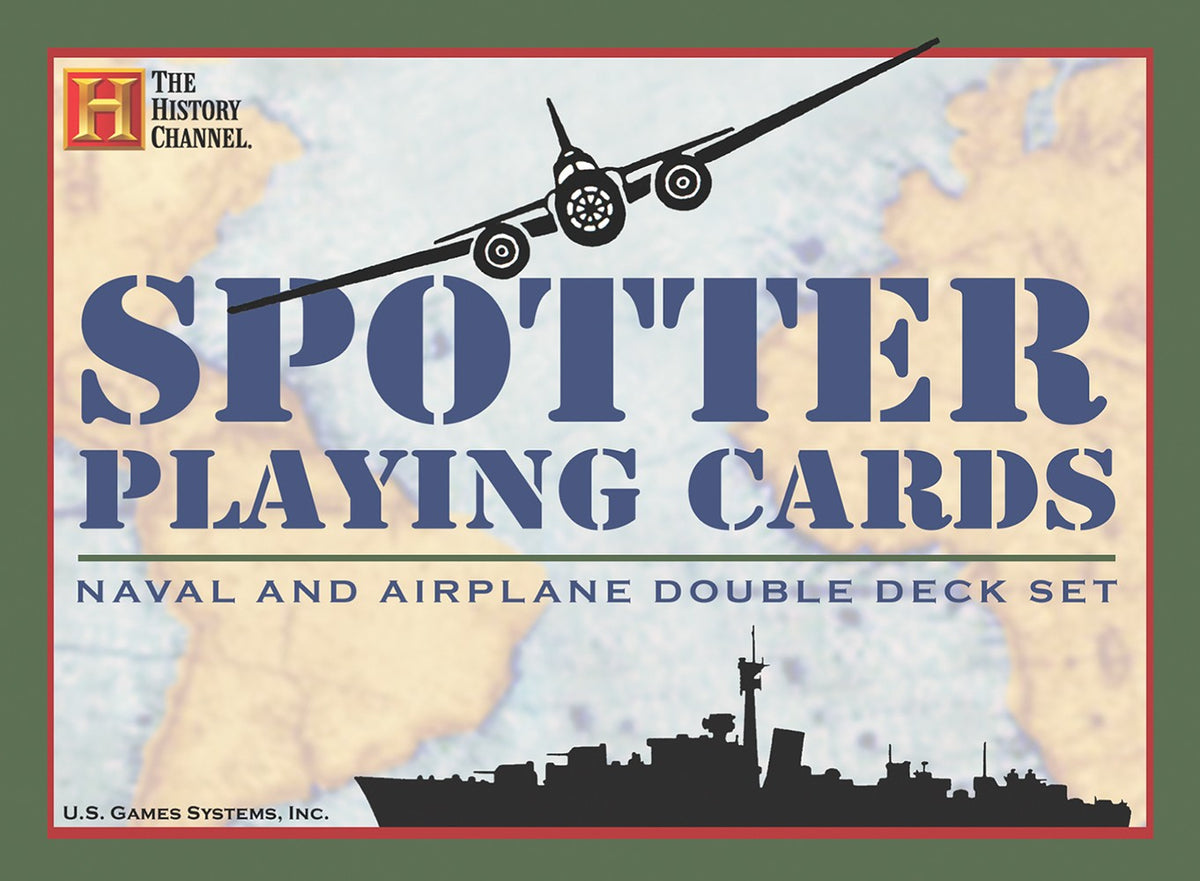 Spotter Playing Cards