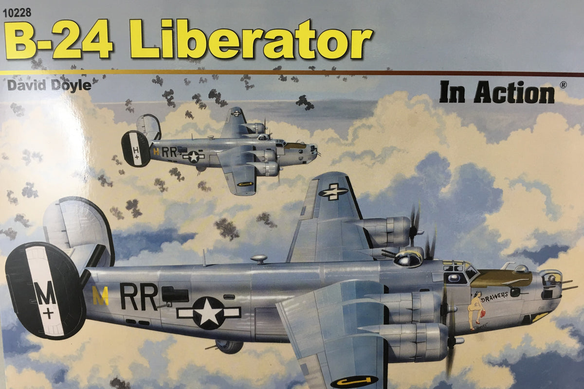 B-24 Liberator Airplane Book