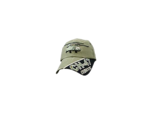 Chinook Helicopter Cap