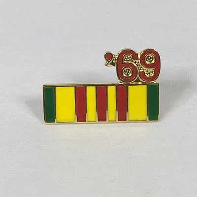 Vietnam Veteran Years of Service Pins