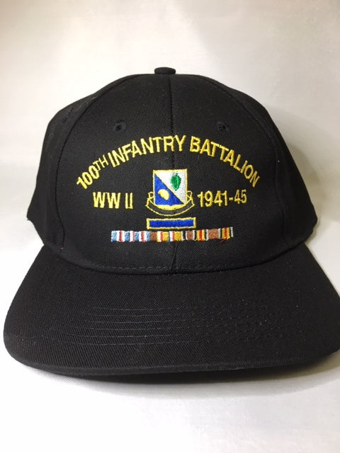 100th Infantry Battalion Cap