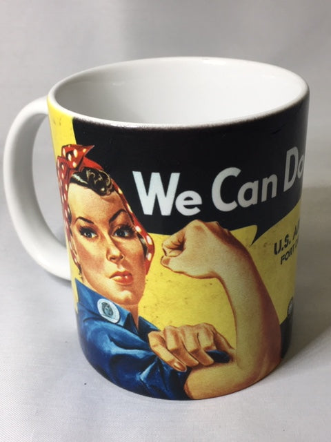 We Can Do It (Rosie Riveter) Mug