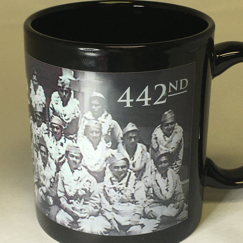 442nd Regimental Combat Team Mug