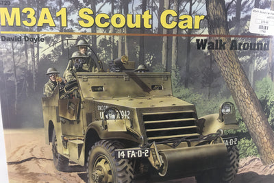 M3A1 Scout Car Book