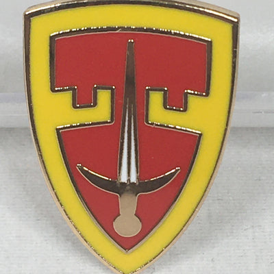 Military Assistance Command Vietnam Hat Pin