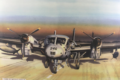 OV-1 Mohawk Airplane Book