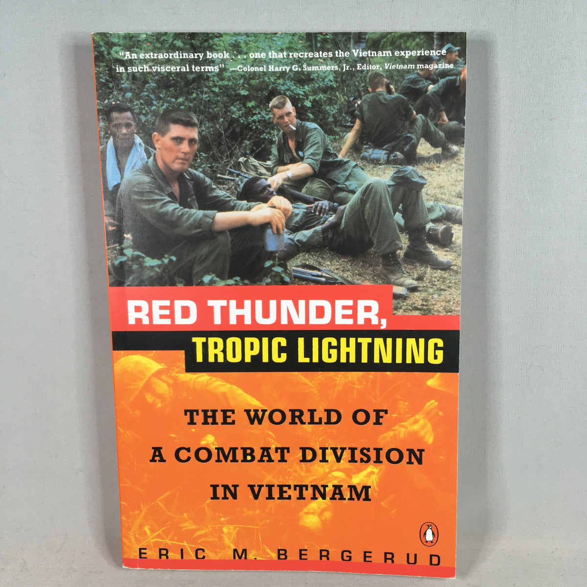 Red Thunder, Tropic lightning - The World of a Combat Division in Vietnam