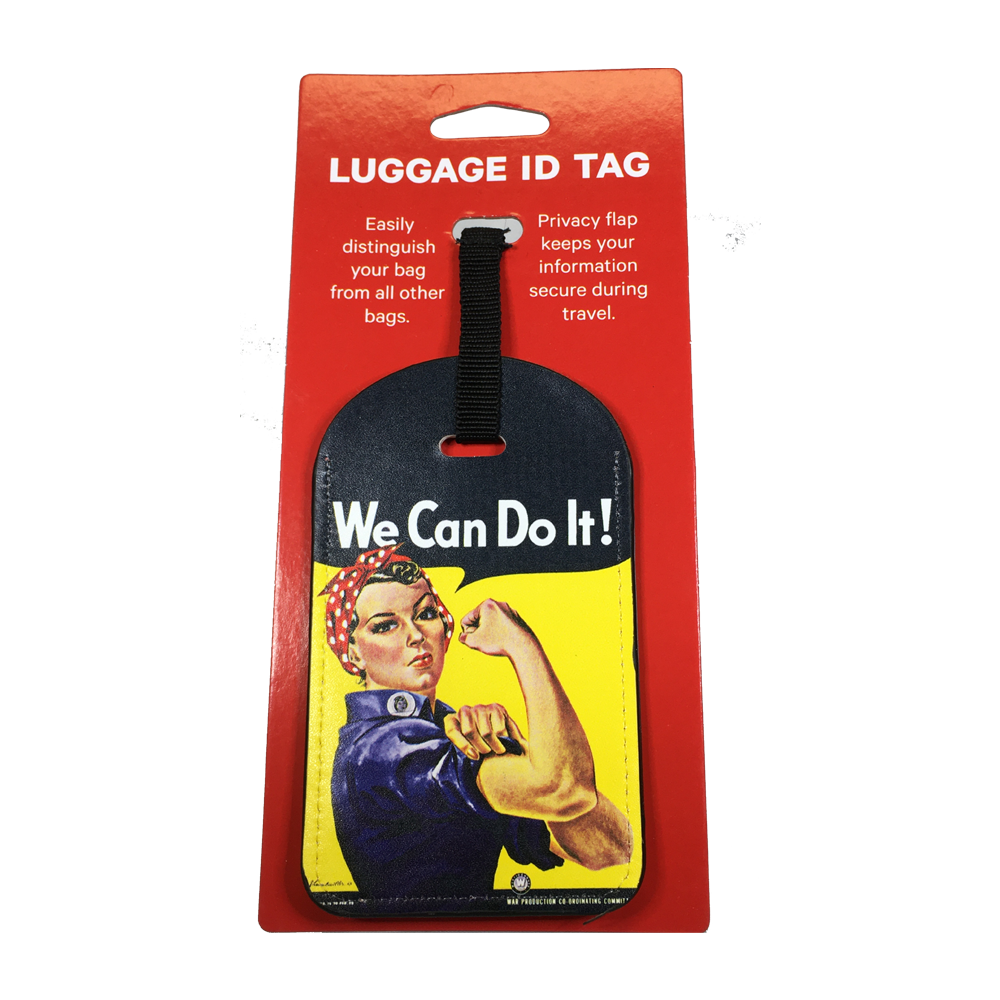 Rosie Luggage Tag