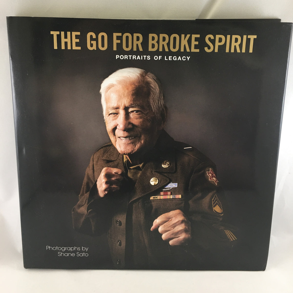 The Go For Broke Spirit: Portraits of Legacy
