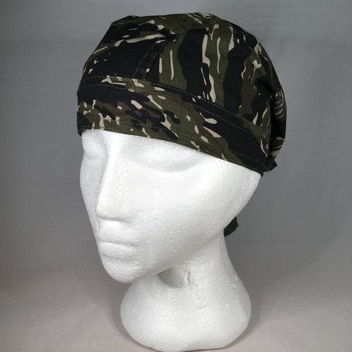 Tiger Stripe Headwrap