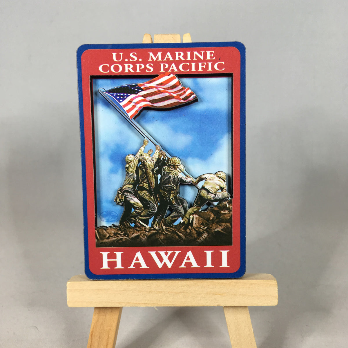 U.S. Marine Corps Pacific Magnet
