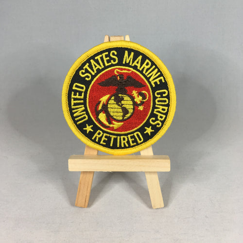 U.S. Marine Corps Retired Patch