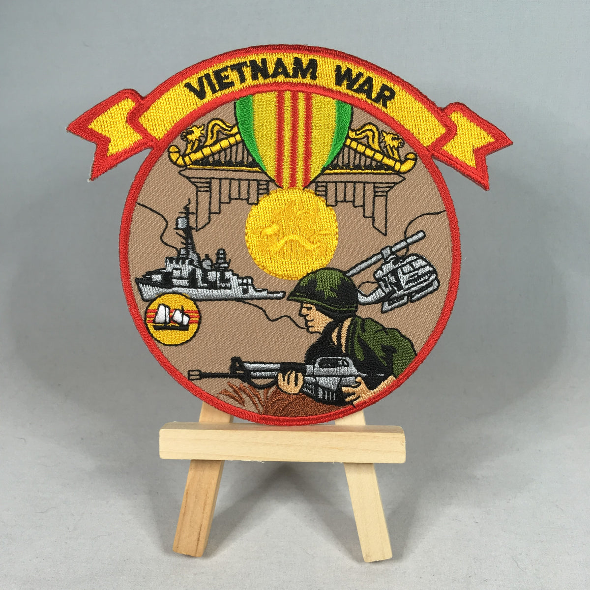 Vietnam War Patch