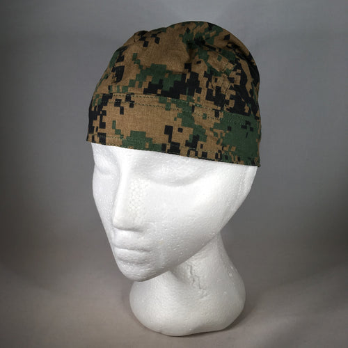 Woodland Digital Camoflage Headwrap
