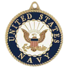 U. S. Navy Key Ring