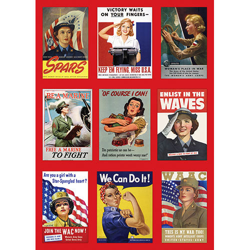 Women of World War II Towel