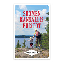 Load image into Gallery viewer, Finnish National Parks playing cards